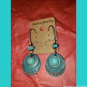 Boho fabulous statement earrings